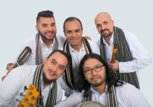 Grupo de música andina en Bogota 3