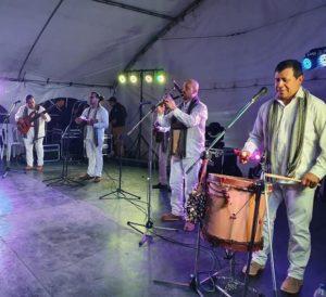 Grupo de música andina en Bogota 2